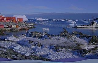 Chile a la Antartica